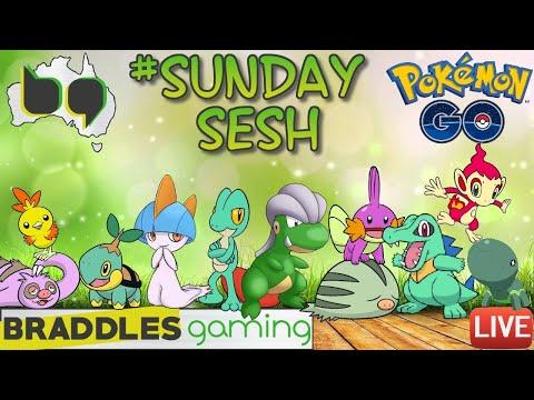 Download Pokémon Go - 🔴LIVE COMMUNITY DAY EVOLUTIONS  #SundaySesh