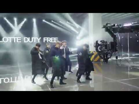 "LOTTE DUTY FREE x BTS(방탄소년단) M/V ""You're so Beautiful"" Making Film"