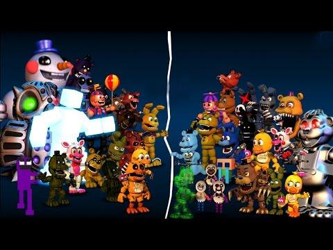 Five Nights at Freddy's World: Civil War