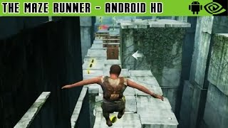 The Maze Runner - Gameplay Nvidia Shield Tablet Android 1080p (Android Games HD)