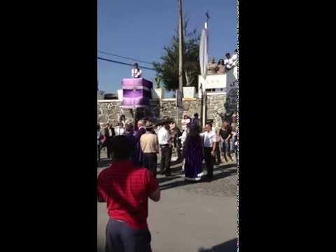 Procissão do Senhor dos Passos em Tamel São Veríssimo, Barcelos. Sermão do Encontro