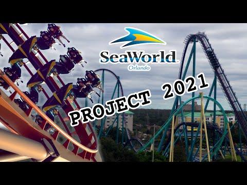 Is SeaWorld Orlando Adding A B&M Wing Coaster In 2021?