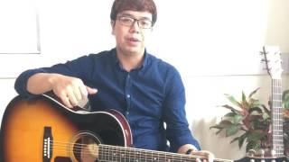 Review Epiphone AJ-220S Chính hãng - Ông Hoàng phân khúc 4 triệu