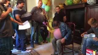 Man In Labor Game (pregnant Man)