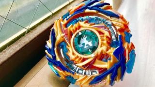 SPIN STEALING IS BACK! Drain Fafnir .8.Nt Starter (B-79) Unboxing & Review! - Beyblade Burst God