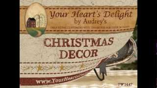 Primitive Christmas Decor & Gifts