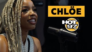 Chlöe On Her Sex Appeal, ChloexHalle Future, Beyoncé Advice, Dating + 'Have Mercy'
