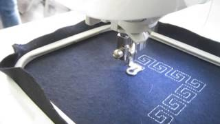 Repeat youtube video Generative Embroidery with Processing + Embroidermodder