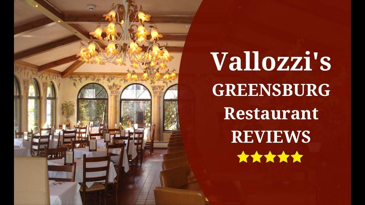 Vallozzi S Restaurant Reviews Greensburg Pa