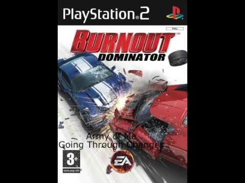 Burnout Dominator Full Soundtrack