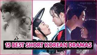 15 Best Short Korean Dramas You Can Watch In One Day
