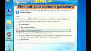 How to Find MY Lost Yahoo! Messenger Password