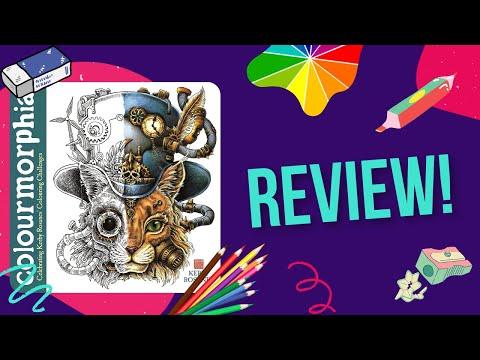 Colourmorphia By Kerby Rosanes | Book Review, US/UK Comparison
