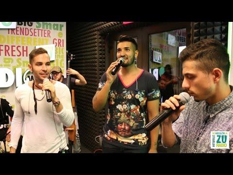Randi ft. Uddi, Nadir & Jo - Prietena ta (Live la Radio ZU)