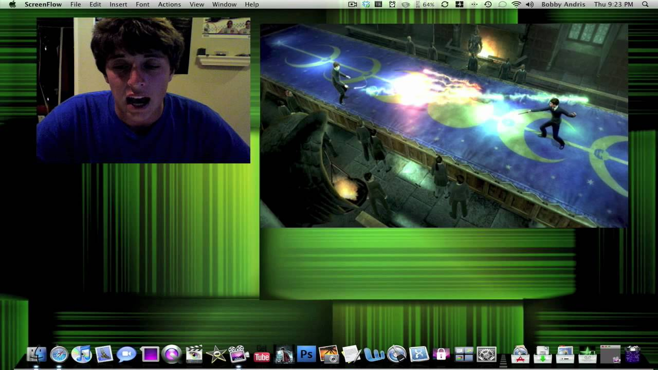 harry potter and the half blood prince game mac