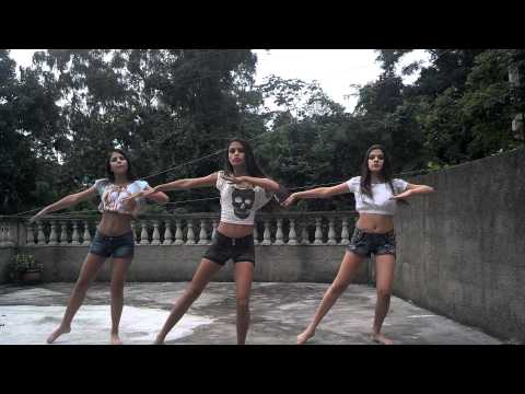Show das Poderosas — coreografia Travel Video