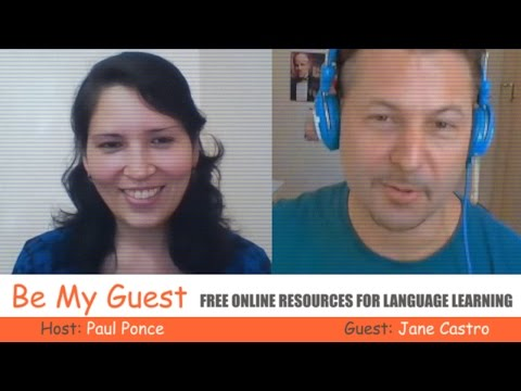 Be My Guest - Free Online Resources for Learning Languages