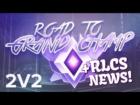 WE ARE OFFICIALLY IN RLCS! | Road to Grand Champ 2v2 (Rocket League RoadtoGC)