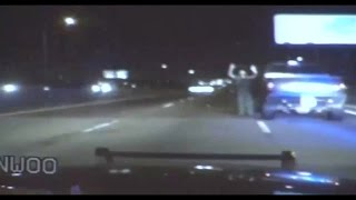 Navy SEAL Chris Kyle Police chase Footage of Eddie Ray Routh Taya Kyle American Sniper
