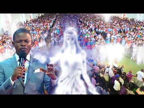 Angels Appear Live on Camera in Church During Deliverance Prophet Shepherd Bushiri