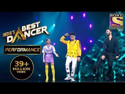 Shakti और Raghav ने किया Aman को Stage पे Join! | India's Best Dancer