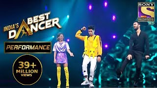 Shakti और Raghav ने किया Aman को Stage पे Join! | India's Best Dancer