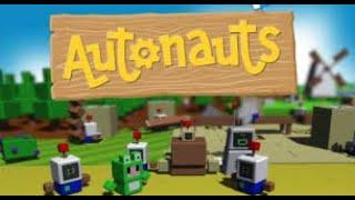 Autonauts randomness
