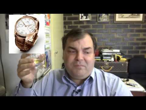 PAID WRIST WATCH REVIEWS – IWC Portugieser Automatic 5007