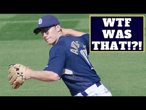 My Horrible Throw In MLB Vs. Milwaukee Brewers