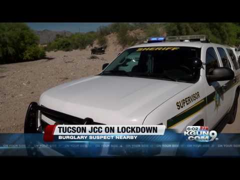 Robbery in the area prompts soft lockdown at Tucson Jewish Community Center