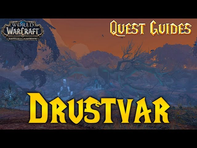 World of Warcraft quest: The Waycrest Daughter (id 48108)