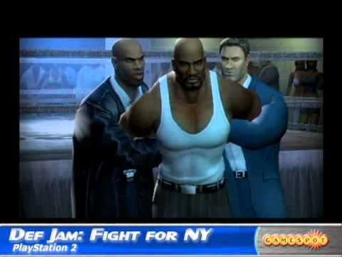 GameSpot - Def Jam Fight For NY Video Review