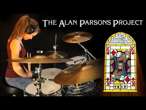 Turn Of A Friendly Card (Alan Parsons Project); drum cover by Sina