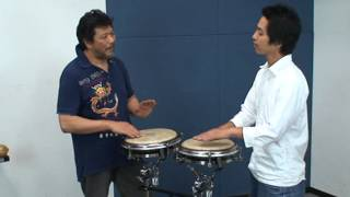 Pearl / Travel Conga / トラベルコンガ / PTC-1100 & PTC-1175 TRAVEL_VIDEO