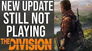 The Division 2's Awesome New Update: And Why I Still Won't Play
