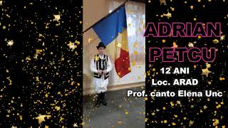 ADRIAN PETCU  PROMO BWF 2019
