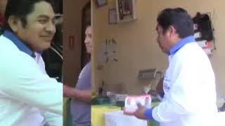 2018 CANDIDATO A J.L.O.  TIGRE ELMER HUAMAN CALLE - MERCADO MOSHOQUEQUE
