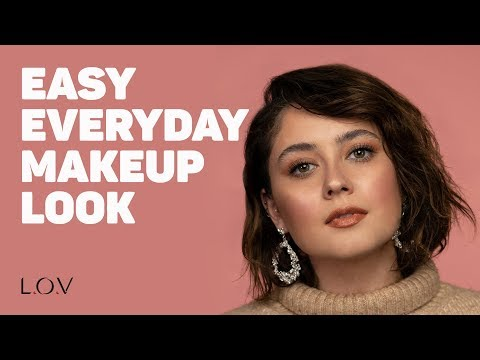 Everyday Makeup Look thumbnail