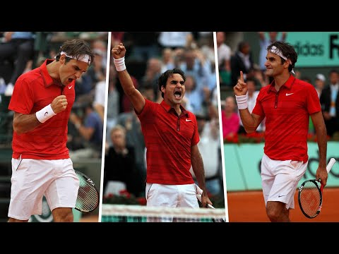 The Day Roger Federer Played the Match of His Life