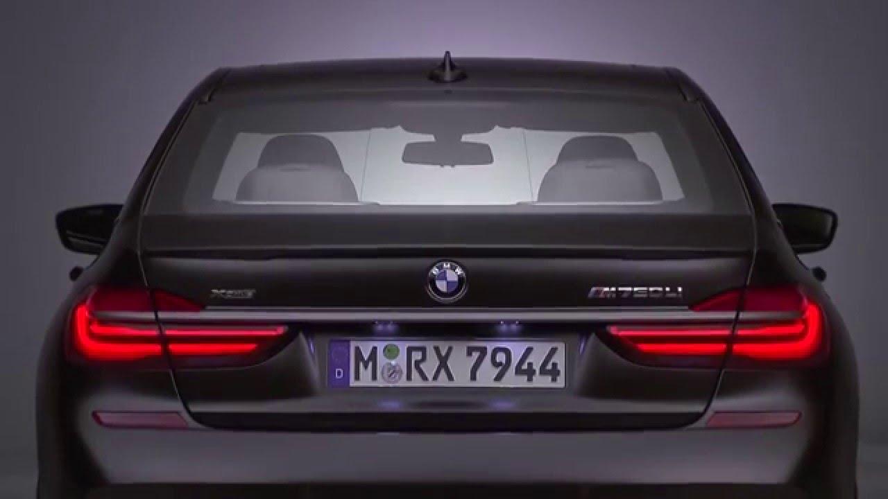 The All New 2017 BMW M760Li XDrive