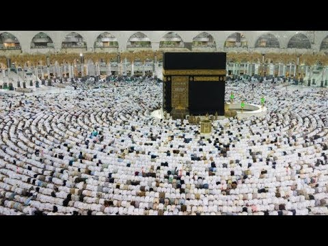 LABAIK ALLAH HUMMA LABAIK   Haj 2019   زی الحج ٠٩ ,1440