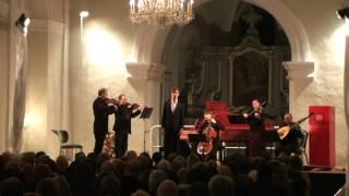 "G.F. Handel Aria ""Ombra mai fu"" (""Xerxes""), Valer Sabadus (Counter) & Ensemble Lyriarte"