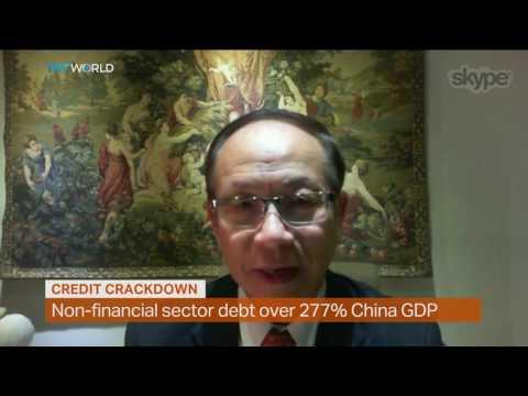 Money Talks: China's Credit Crackdown