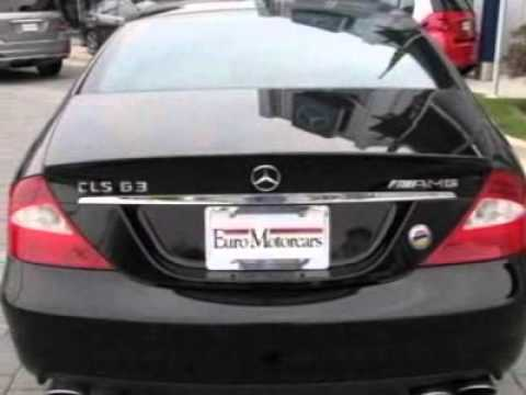 2008 Mercedes Benz Cls Class Cls63 Amg Coupe Germantown