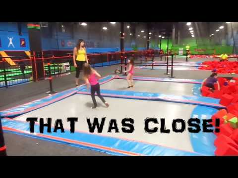 BOUNCE WORKER NEARLY KILLED MY KID!