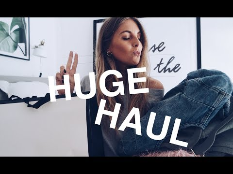 HUGE HAUL | GUCCI, ASOS, REVOLVE, NA-KD, MISSGUIDED | SINEAD CROWE