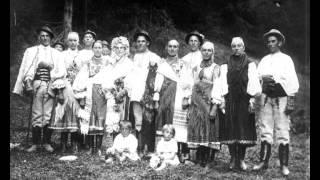 Monika Kandráčová a ĽH Jána Laciho - Ked ce budu čepic (Slovak Folk Songs)