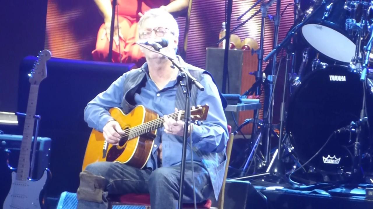 Layla Eric Clapton Madison Square Garden New York 3 19 17 Youtube