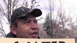 Beverly Singer Clip 3 - Women's March On Washington Santa Fe