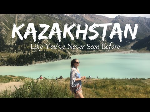 Exploring Big Almaty Lake + Shymbulak | Kazakhstan Local Travel Tips